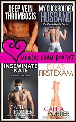 Medical Exam Box Set (A Collection of Medical Exam Erotica)