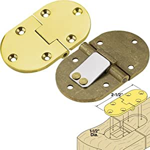 Amazon Com Platte River 872280 Hardware Hinges