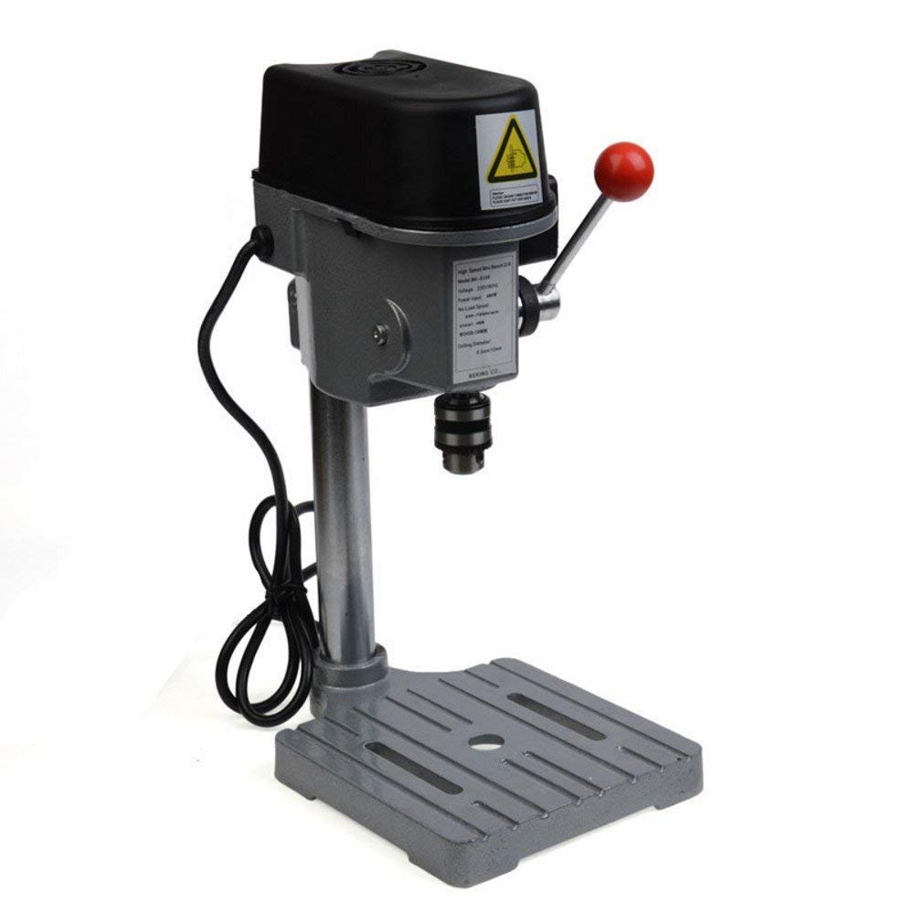 HUBEST 3 Speed Mini Drill Press Machine 150W Mini Bench Table Drill For Craft Jewelers Hobbyists