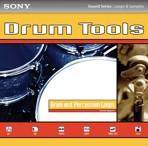 - Drum Tools Loop Library for Acid