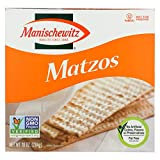 Matzo Unsalted (Pack of 12)