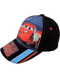 Boys' Toddler Cars Lightning McQueen Character Cotton Baseball Cap