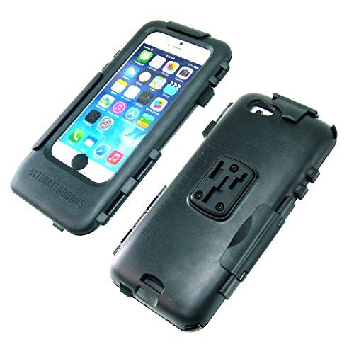 "IPX5 Waterproof Anti Shock Tough Case for iPhone 6 (4.7"") fits Ultimate Addons Bike Mounts (SKU 30791)"