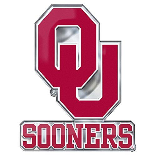 NCAA Oklahoma Sooners Alternative Color Logo Emblem - Oklahoma Sooners Logos