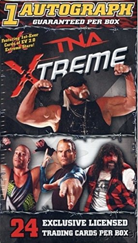 (2010 Tristar TNA Xtreme Factory Sealed Box+ Autograph)