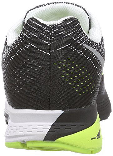 White Silver Structure Femme Volt de Nike Reflective Black Air Chaussures 18 Blanc Zoom Running Tw0HPqza
