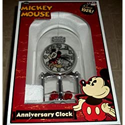 Disney Mickey Mouse Anniversary Clock