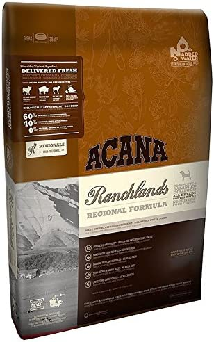 Acana Ranchlands Dry Dog Food 15lb