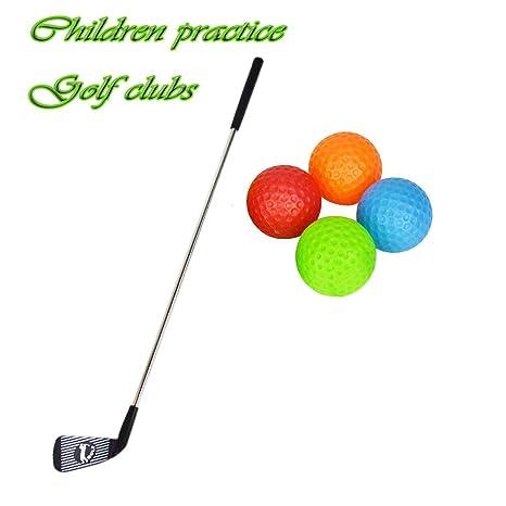 SOWOFA Juego de Juguetes de Golf para niños, 5 pzs Club de ...