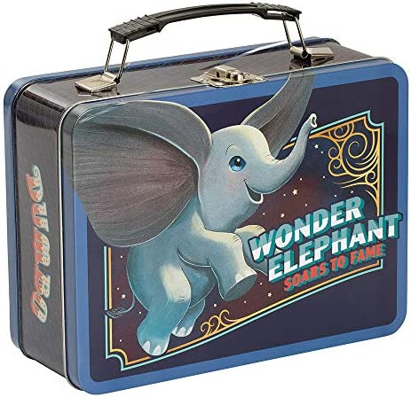 Vandor Disney Dumbo Large Tin Tote