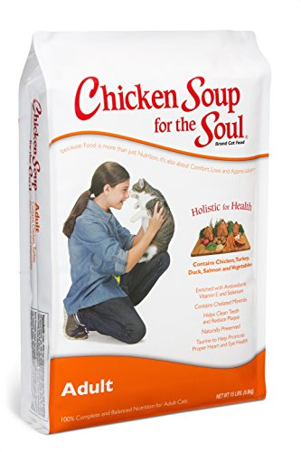 Chicken Soup for the Soul Adult Cat 15lb