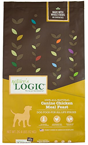 (Nature'S Logic Canine Chicken Meal Feast, 26.4Lb)