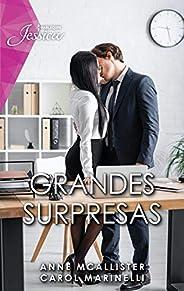 Grandes surpresas (Jessica Livro 133)