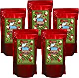 Hawaii Roasters 100% Kona Coffee, Medium Roast, Whole Bean, 5 14-Ounce Bag