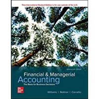 ISE Financial & Managerial Accounting