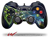 Turbulence - Decal Style Skin fits Logitech F310 Gamepad Controller (CONTROLLER SOLD SEPARATELY)