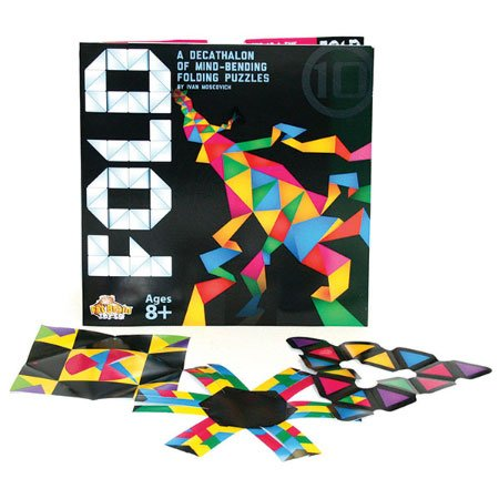 Fat Brain Toys FOLD: Origami Brainteaser (And The Winner Is Jigsaw Puzzle)