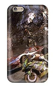 New Tpu Hard Case Premium Iphone 6 Skin Case Cover(games)