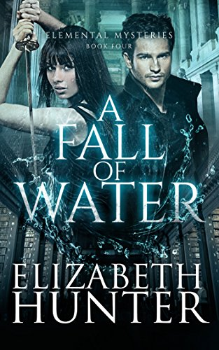 A Fall of Water: Elemental Mysteries Book Four - Elemental Water