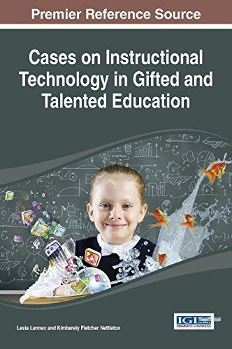 Cases on Instructional Technology in Gifted and Talented Education by Lesia Lennex (2014-09-30)