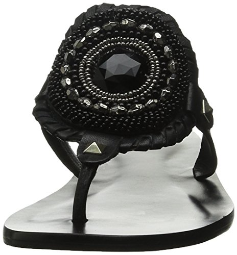 Jack Rogers de la mujer Gisele vestido sandalia Black