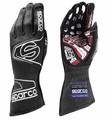 Sparco 00130908NRGR Arrow Gloves Evo RG BL 7/Size 08