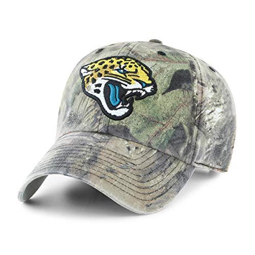 - OTS NFL Jacksonville Jaguars Male Mossy Oak Challenger Adjustable Hat, Mossy Oak-Break Up Country, One Size