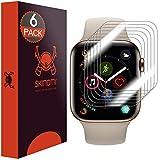 Skinomi Apple Watch Series 4 Screen Protector (44mm)[Slim...