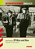 Interpretationen Englisch - Steinbeck: Of Mice and Men