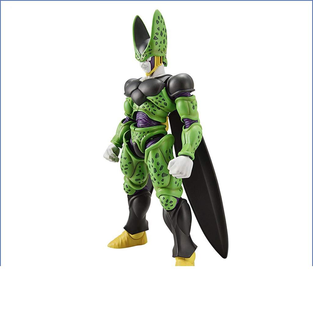 HTDZDX Modello di Palla di Drago Marionetta Saiyan Goku Giocattoli Modello Regalo Anime Modello Collezione Boutique Scultura Statua 19.5CM