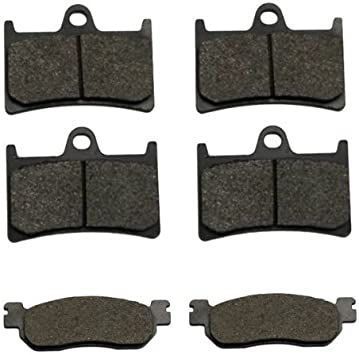 Front Rear Brake Pads for Yamaha YZF R1 2002-2003