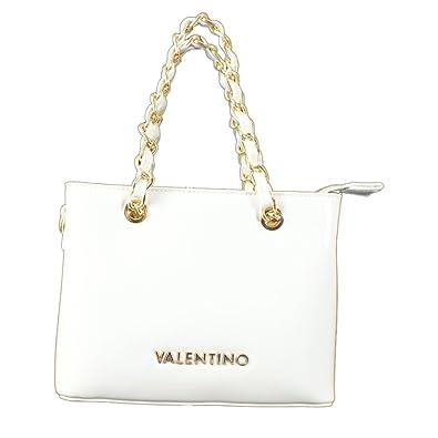 a38f32c77a Valentino , Sac bandoulière pour femme Blanc Bianco 20 x 16 x 9 cm ...