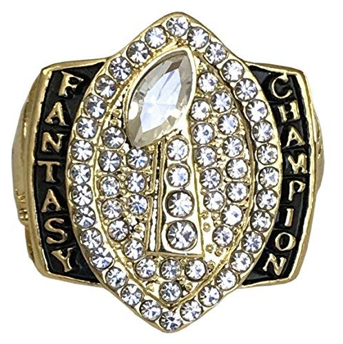 Undisputed Belts Fantasy Football Championship Ring Prize 4.0 (13, 1)