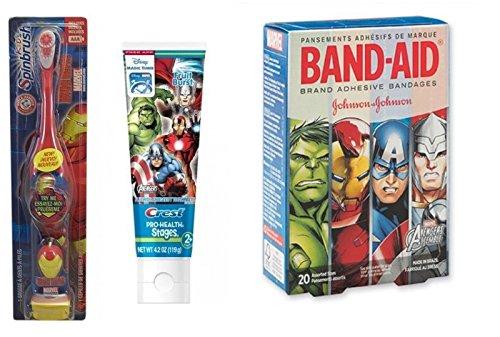 arm-and-hammer-spinbrush-marvel-heroes-iron-man-powered-toothbrush-crest-pro-health-stages-marvel-av