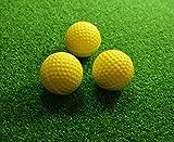 PrideSports Practice Golf Balls, Foam, 12