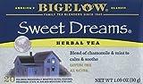 Bigelow Tea Herbal Tea Sweet Dreams 20 bag (Pack of 3) For Sale