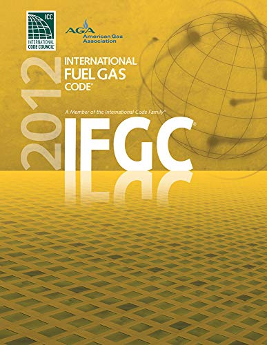 Pdf Engineering 2012 International Fuel Gas Code (International Code Council Series)