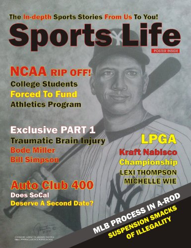 Sports Life Magazine for sale  Delivered anywhere in USA