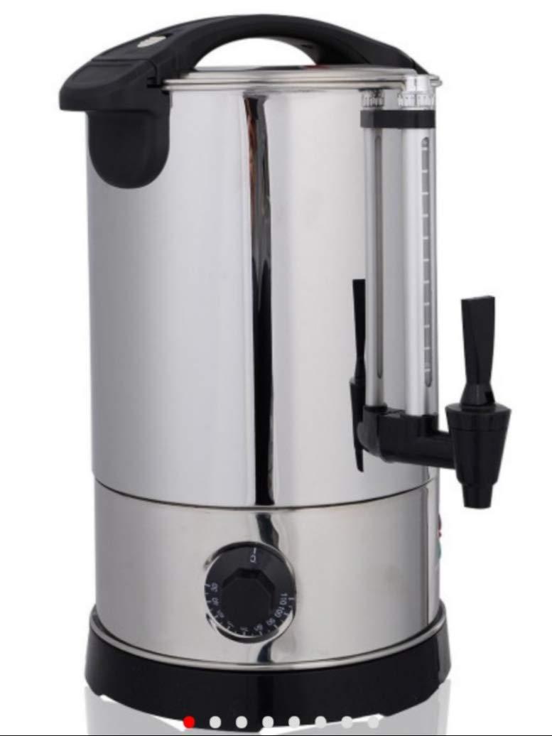 HaSu 6-quart Stainless Steel Electric Water Boiler Kettle Dispenser