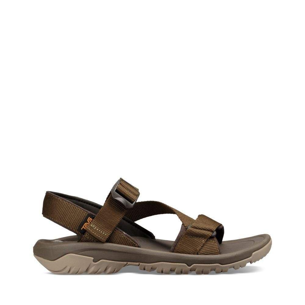 Teva Men's M Hurricane XLT2 Cross Strap Sport Sandal, Dark Olive, 9 M US by Teva