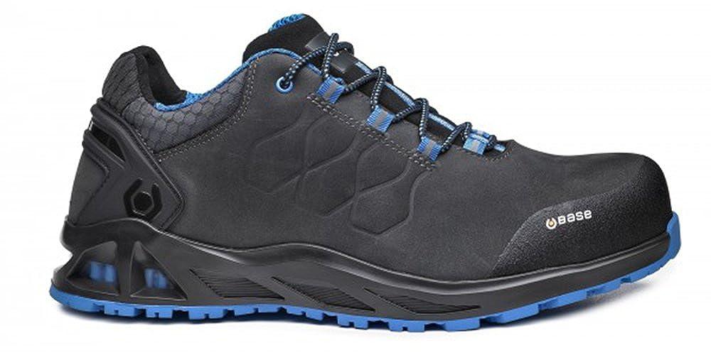 Sicherheitsschuhe K-Trek Base Arbeitsschuhe schwarz//blau Halbschuhe Größe 43