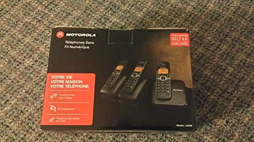 Motorola Digital Cordless Phone L603m