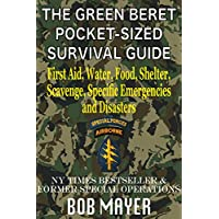 Deals on The Green Beret Pocket-Sized Survival Guide Kindle Edition