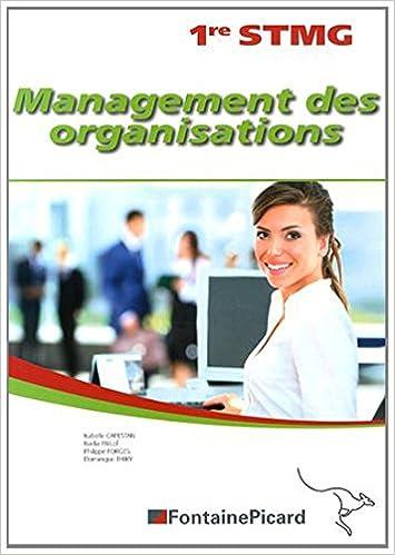 Livres gratuits en ligne Management 1e STMG pdf, epub ebook