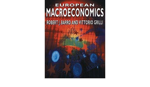 European macroeconomics 9780333577646 economics books amazon fandeluxe Choice Image