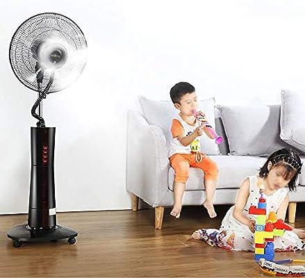 Ventilador de pedestal Ventilador eléctrico - Spray Home Mute Plus ...