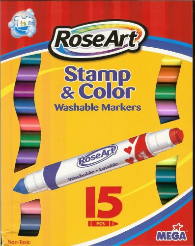 Best markers to for stamping?