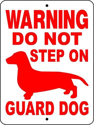 DACHSHUND Guard Dog 9
