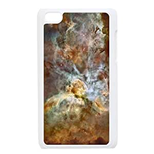 [Stars & Space Series] Ipod Touch 4 Cases Starry Eyed, Case for Ipod Touch 4 Kweet - White