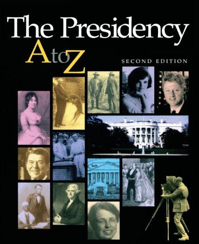 The Presidency A-Z (American Government) Pdf